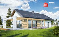 Otwieramy drzwi do świata nowoczesnych projektów domów.