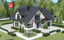 K jak KOMFORT – Nowe gotowe projekty domów z serii przy Cyprysowej 14 i 15.