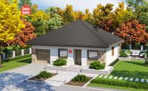 Trzy oblicza, jedno wnętrze. Poznaj nowe projekty domów z serii Dom przy Niezapominajek.
