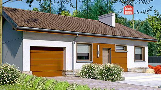 Projekt domu - Dom przy Przyjemnej 8
