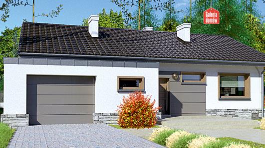 Projekt domu - Dom przy Przyjemnej 10