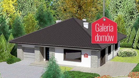 Projekt domu - Dom przy Słonecznej 2 bis