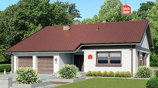Projekt domu - Dom przy Przyjemnej 21