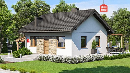 Projekt domu - Dom przy Topolowej 4