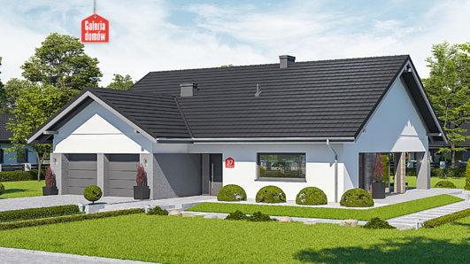 Projekt domu - Dom przy Bukowej 37