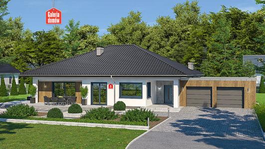 Projekt domu - Dom przy Makowej 6