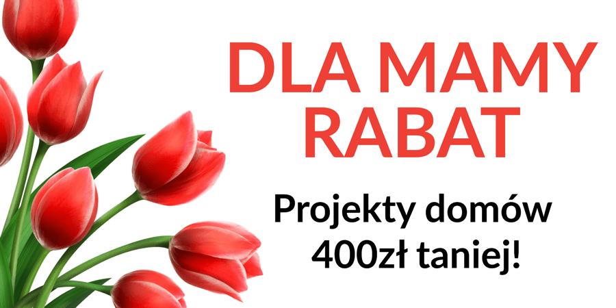 PROMOCJA W GALERIADOMOW.PL 400zł TANIEJ