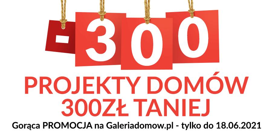 Promocja -300zł
