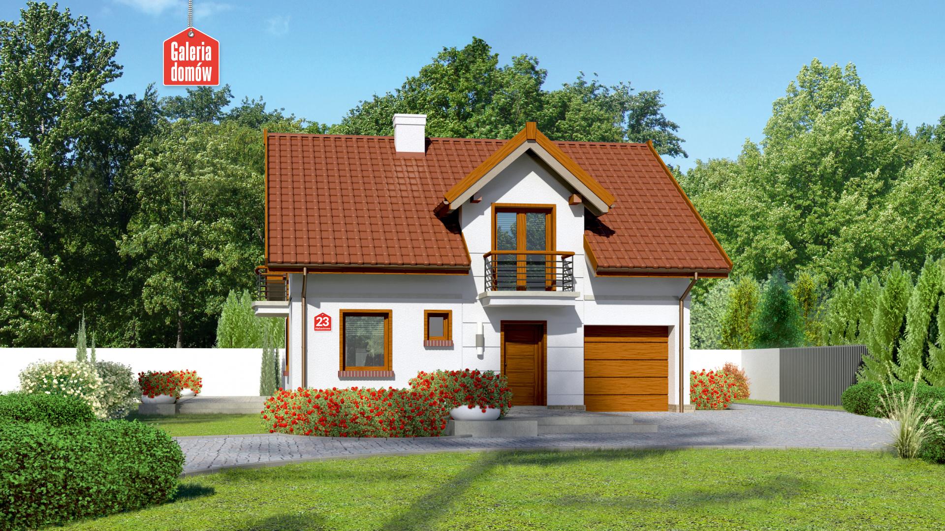 Dom przy Alabastrowej 23