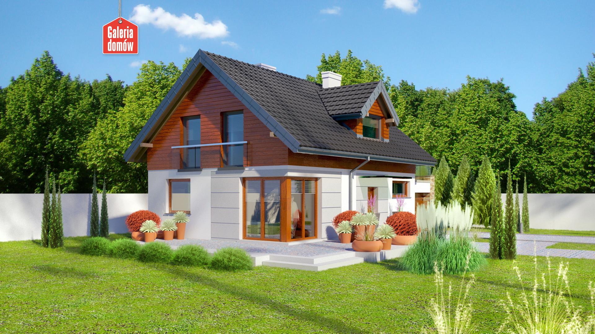 Zdjęcie projektu Dom przy Alabastrowej 27
