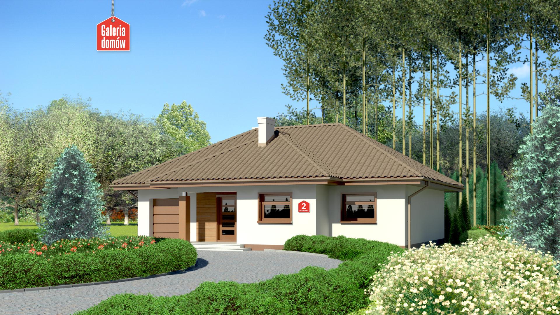 Dom przy Altanowej 2