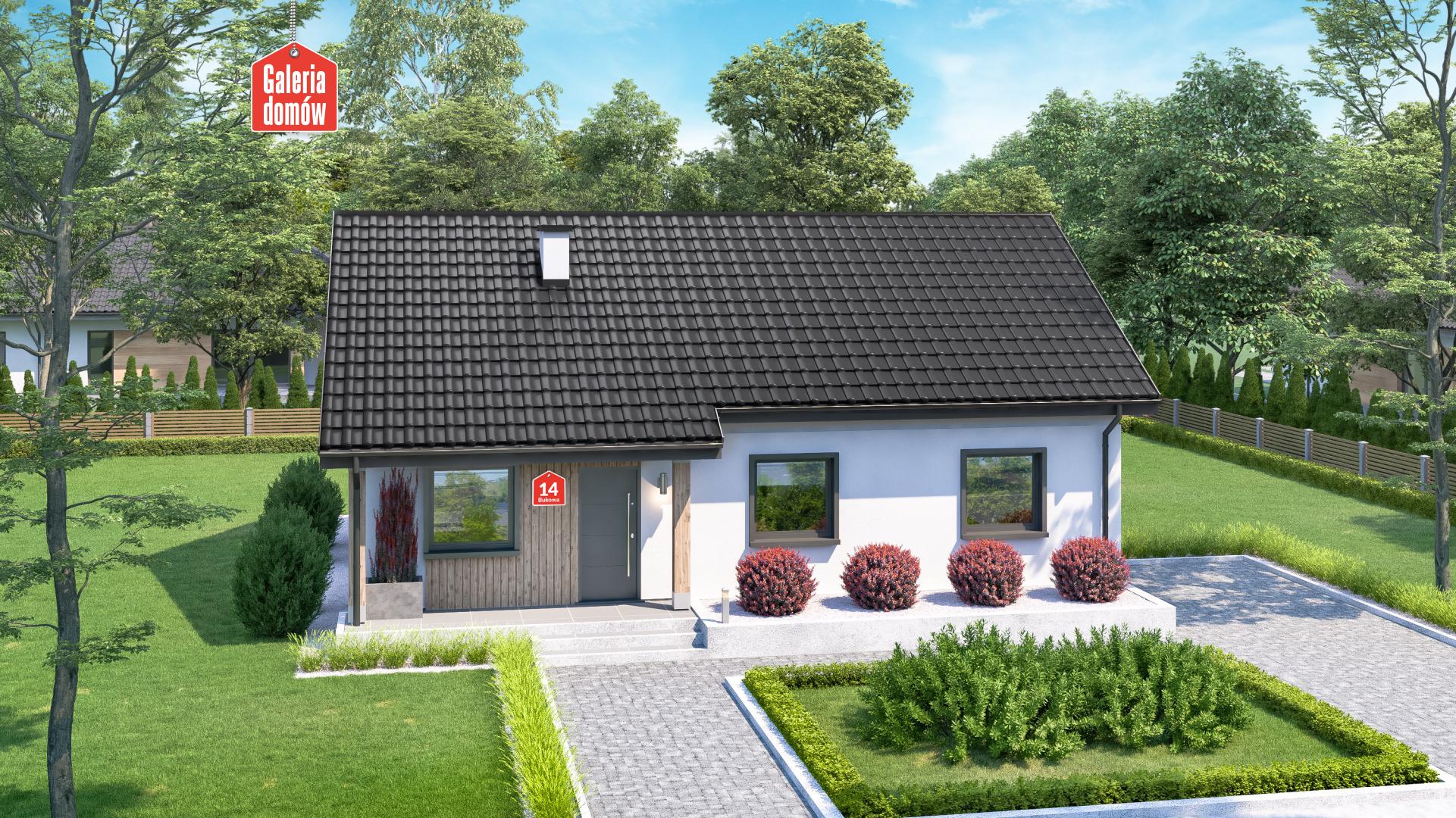 Dom przy Bukowej 14
