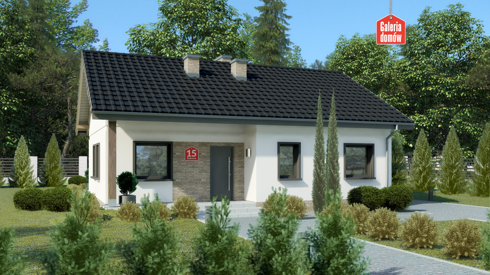 Dom przy Bukowej 15
