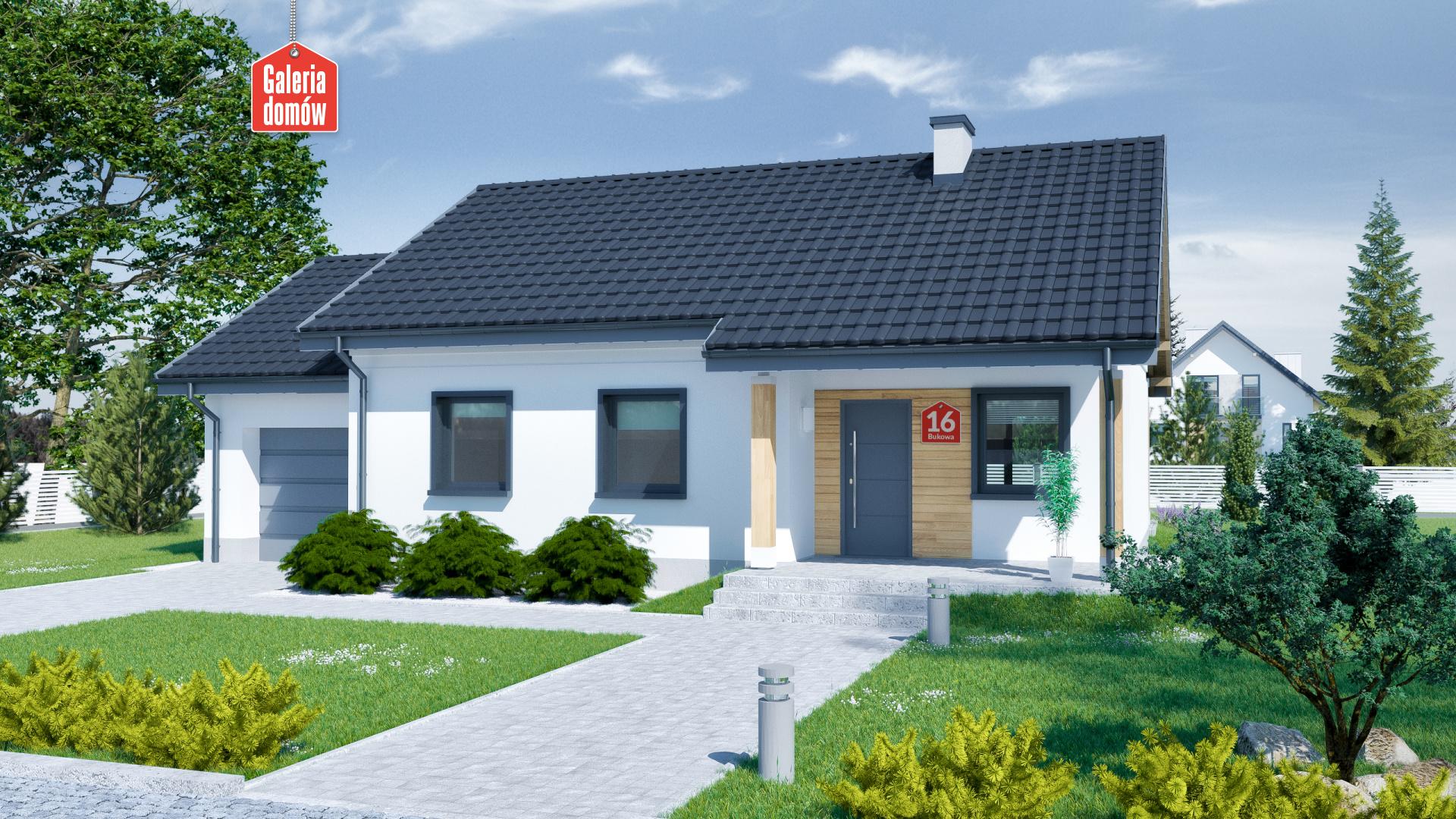 Dom przy Bukowej 16