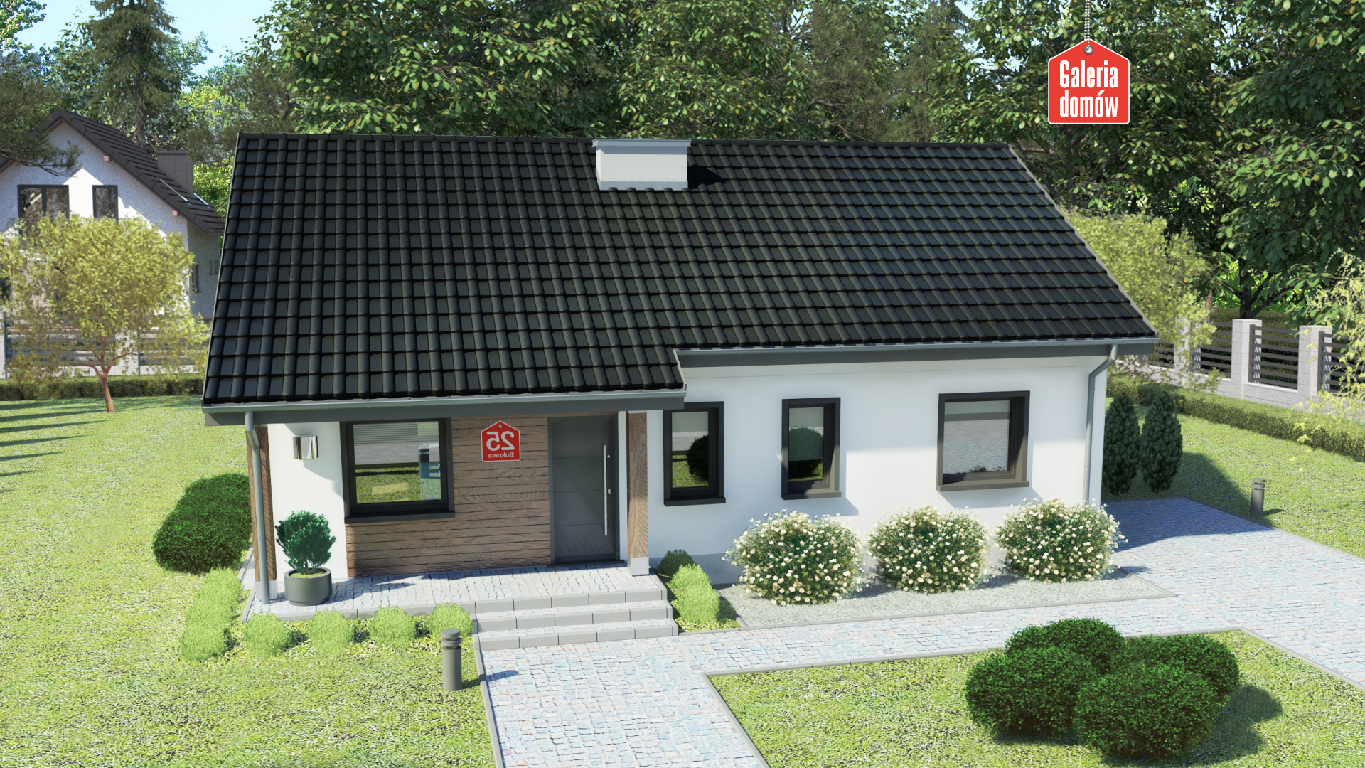 Dom przy Bukowej 25