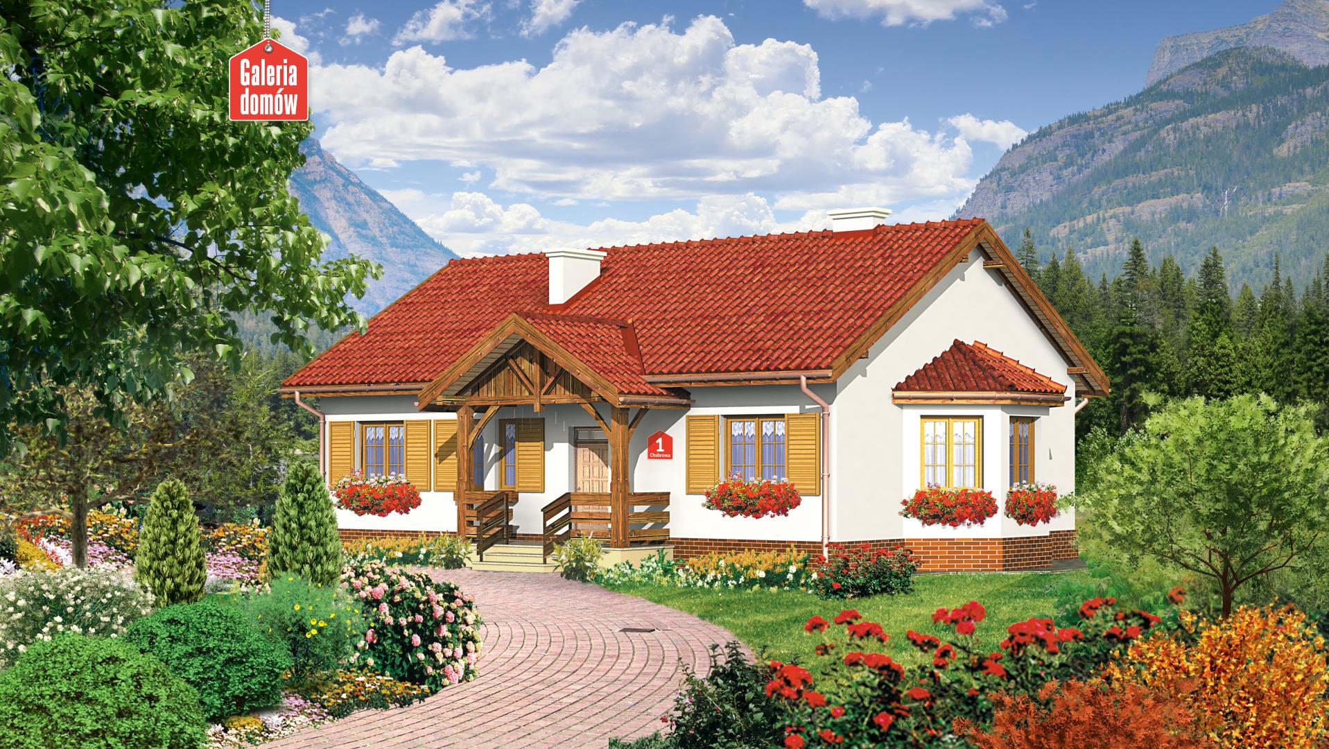 Zdjęcie projektu Dom przy Chabrowej