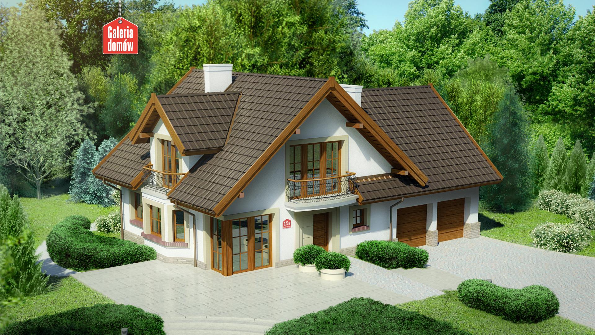 Dom przy Cyprysowej 15 S2