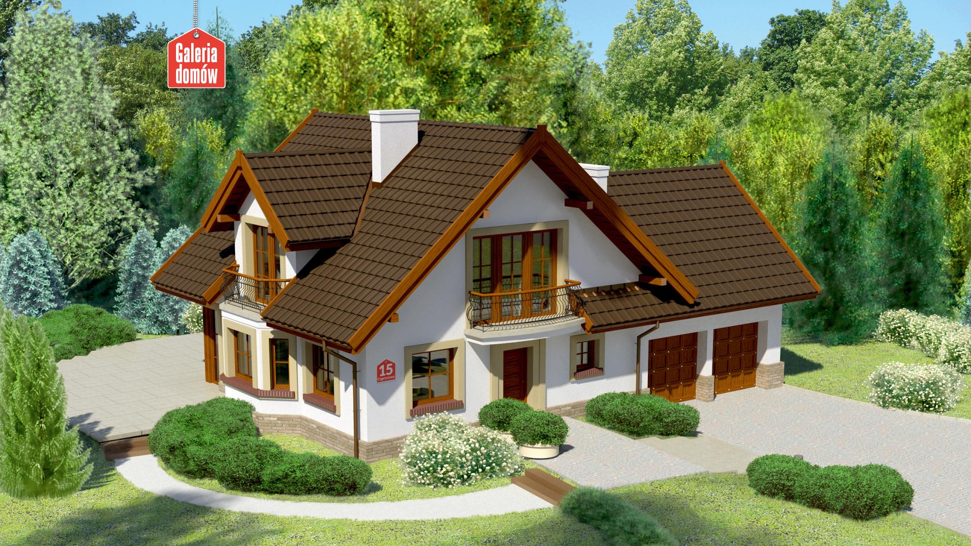 Dom przy Cyprysowej 15