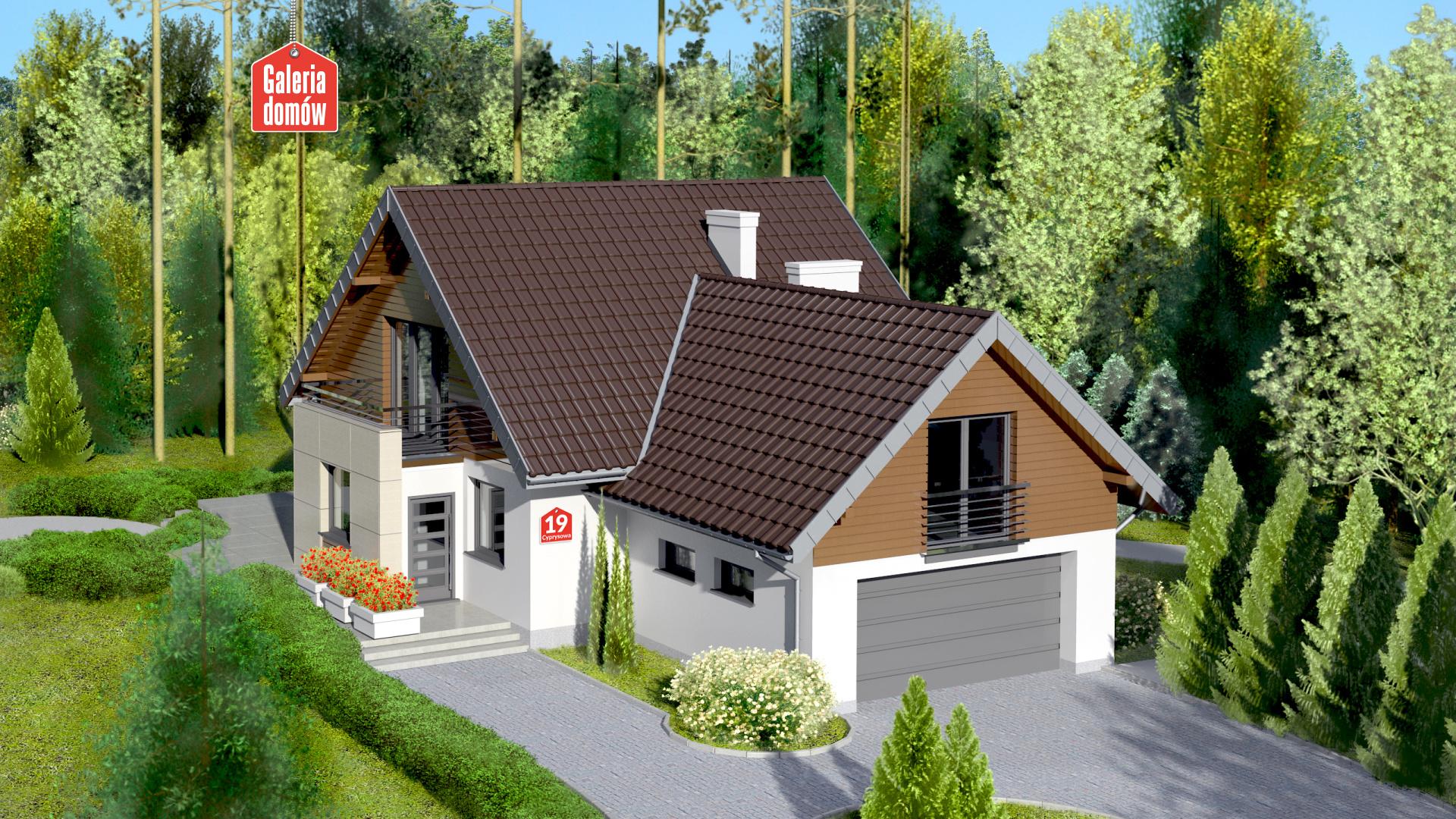 Dom przy Cyprysowej 19
