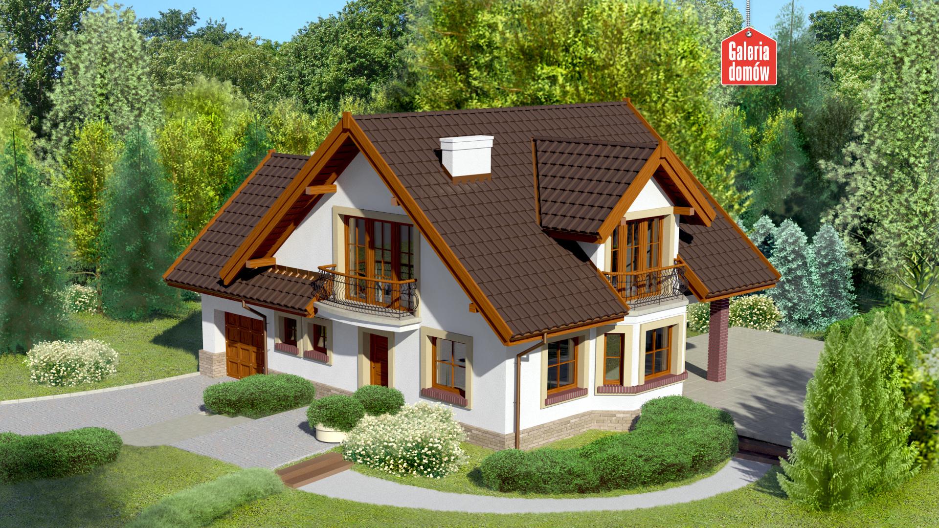 Dom przy Cyprysowej 25