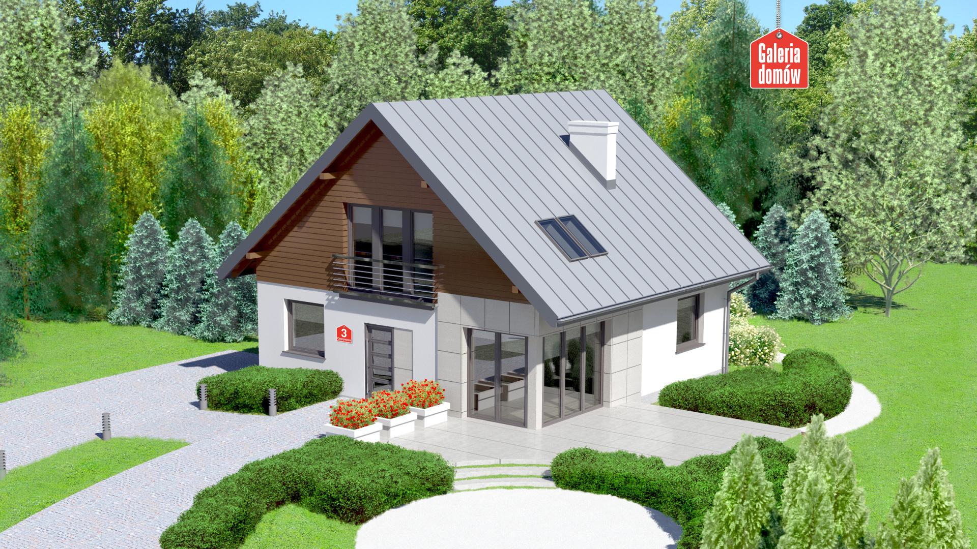 Dom przy Cyprysowej 3