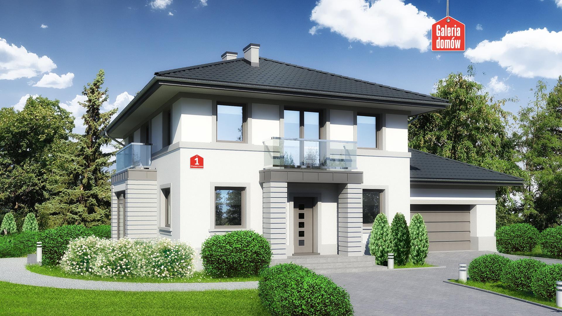 Dom przy Diamentowej