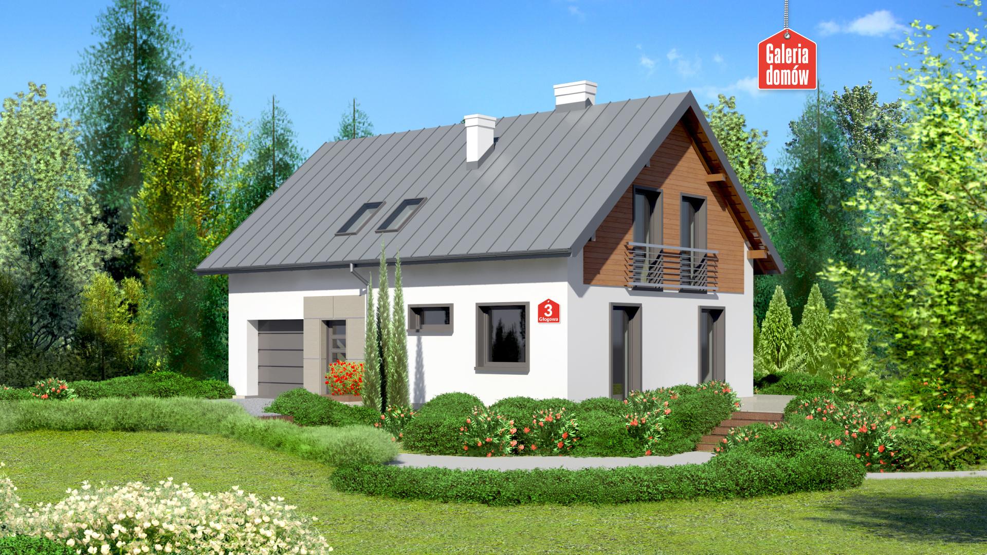 Dom przy Głogowej 3