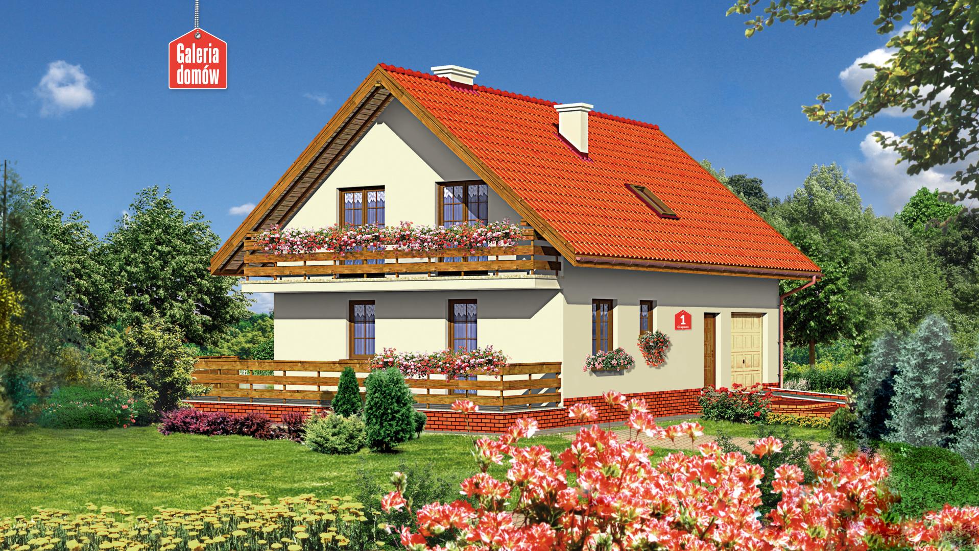 Dom przy Głogowej