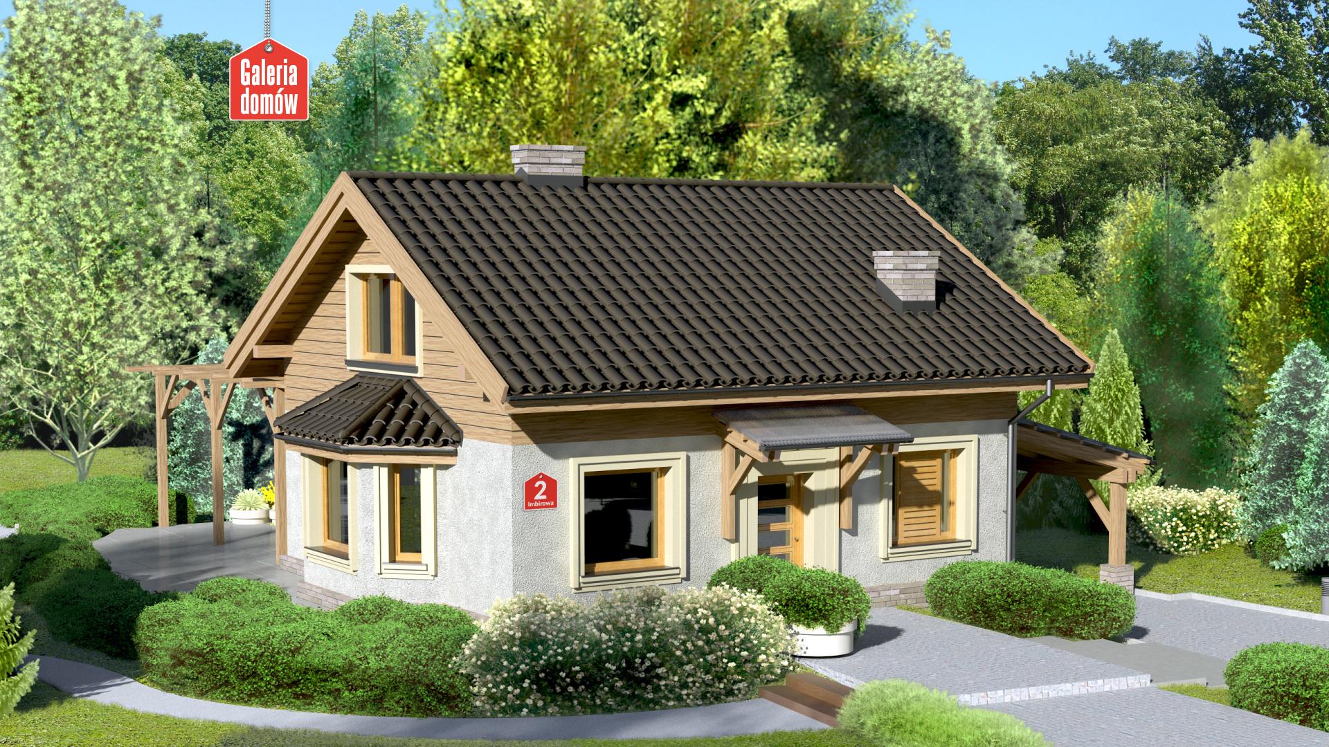 Dom przy Imbirowej 2