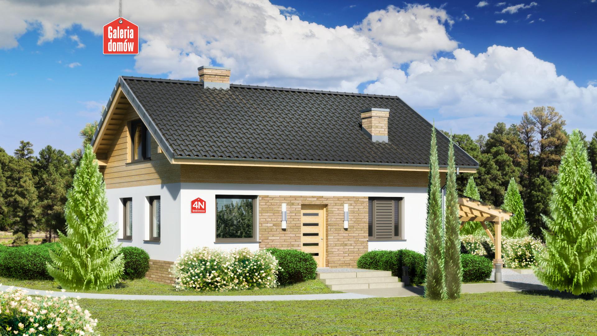 Dom przy Imbirowej 4N