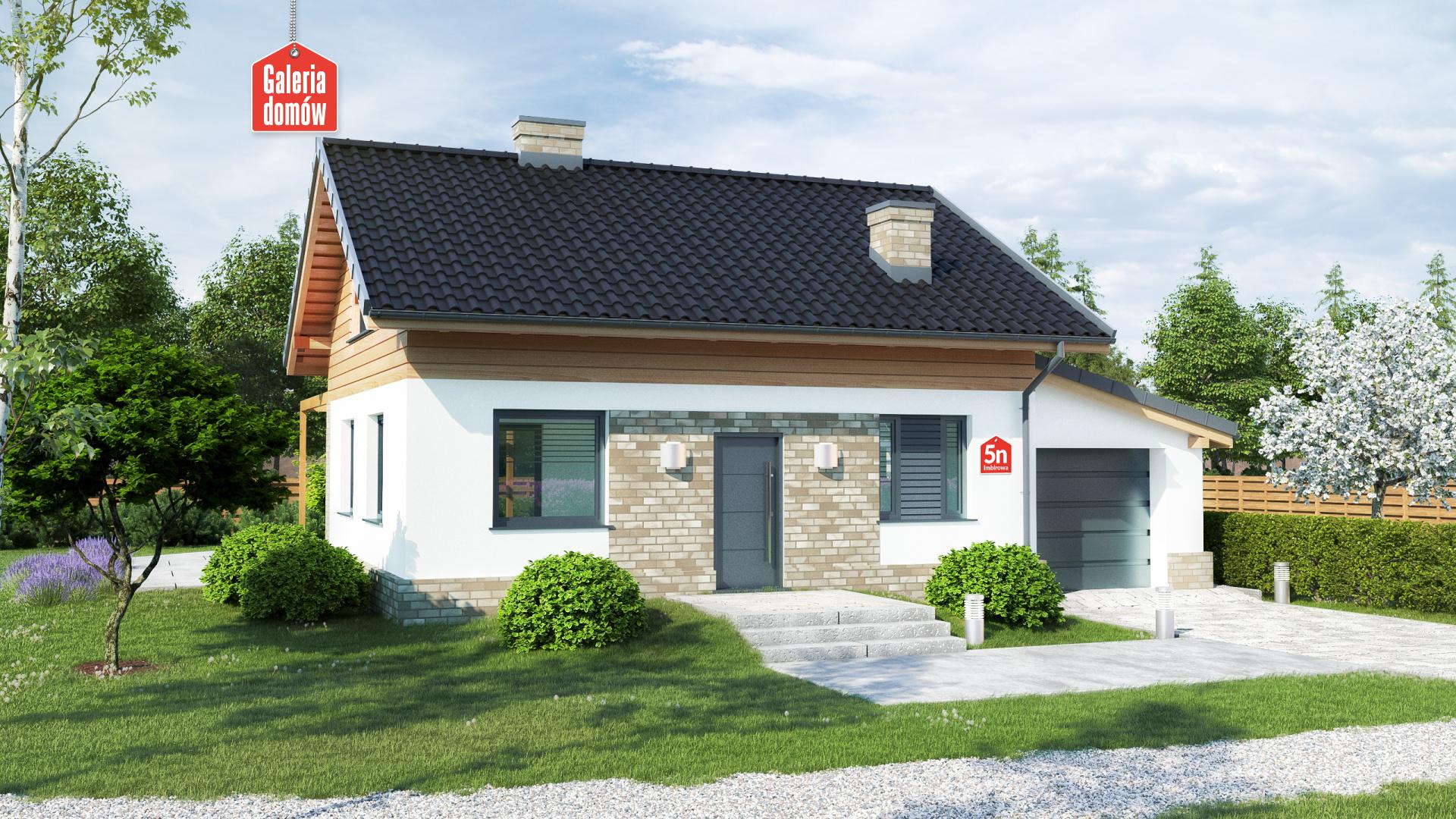 Zdjęcie projektu Dom przy Imbirowej 5 N