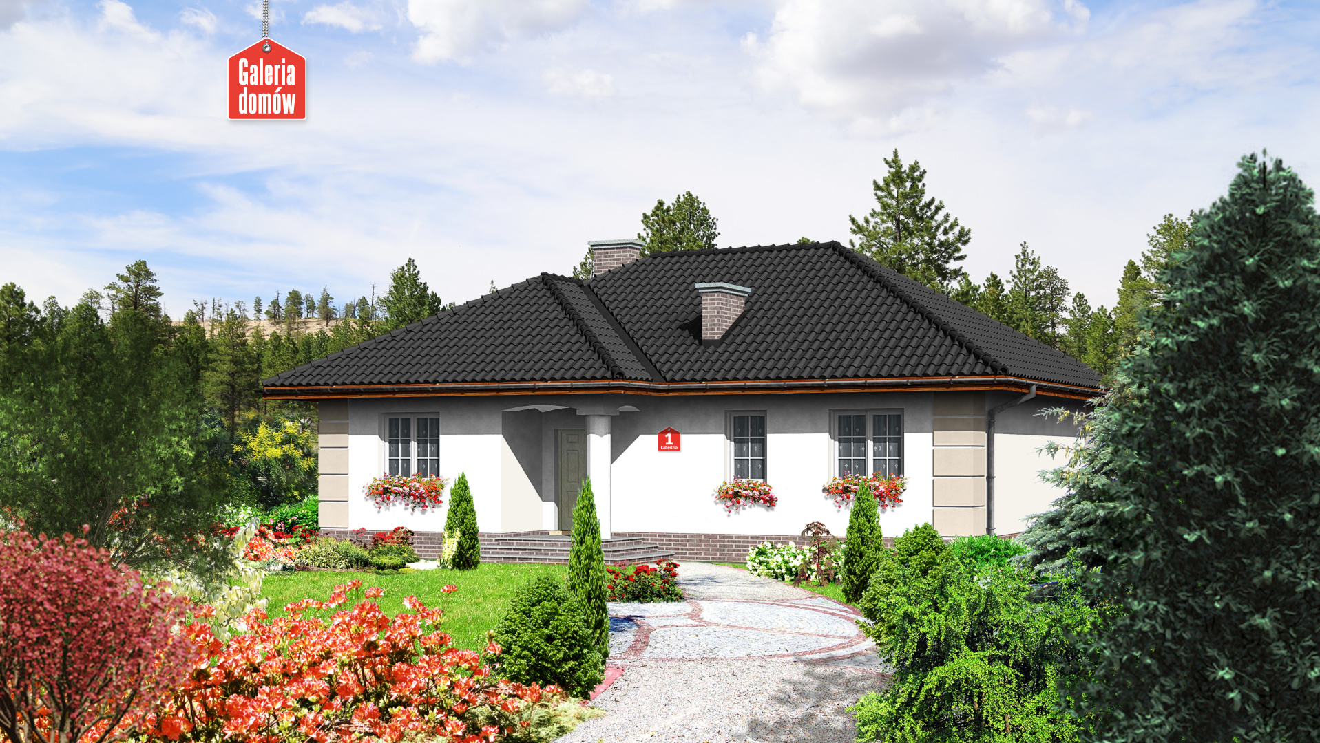 Dom przy Łabędziej
