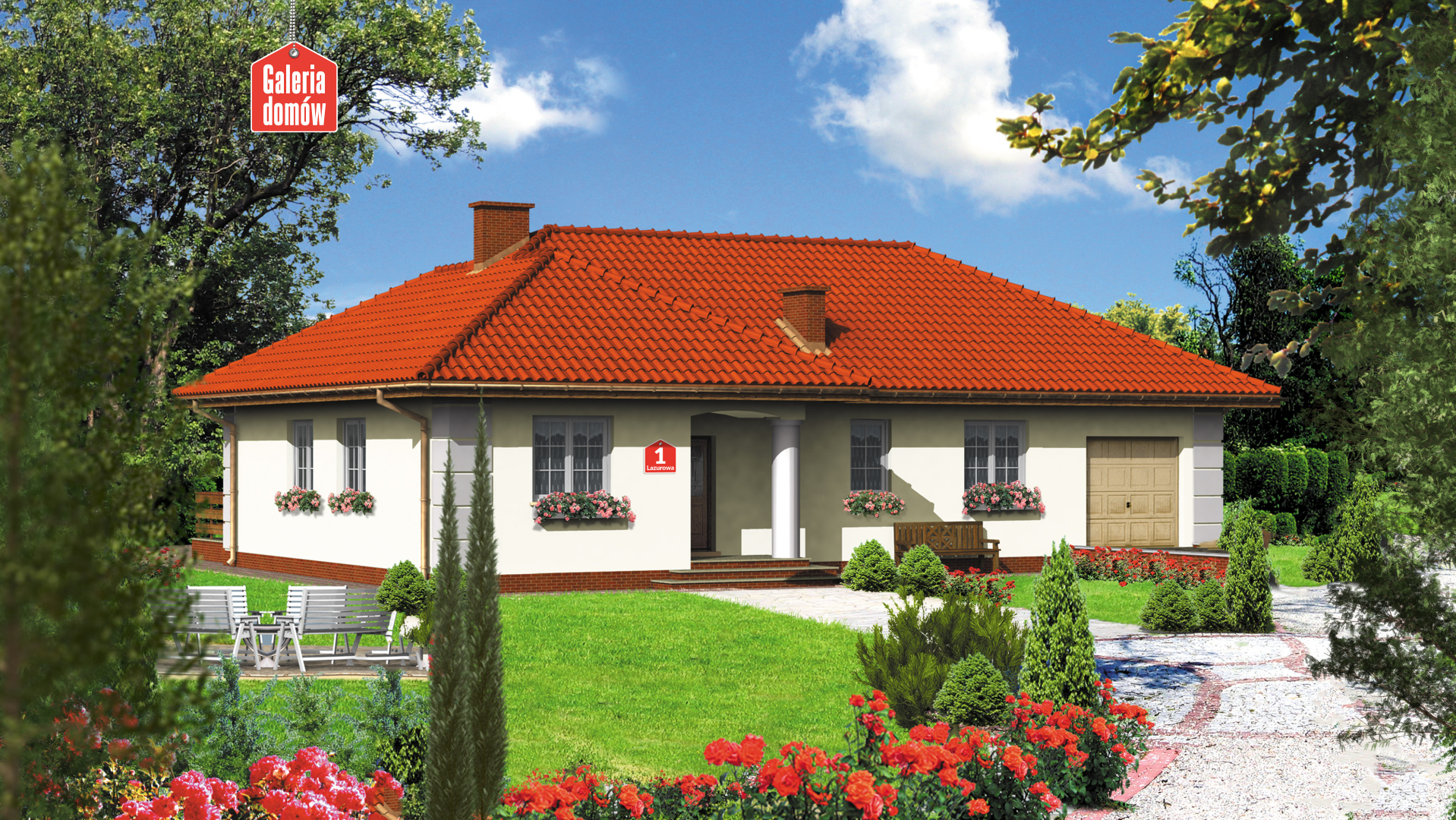 Dom przy Lazurowej