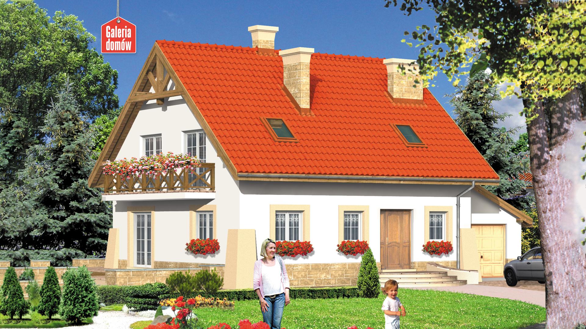 Dom przy Maciejkowej