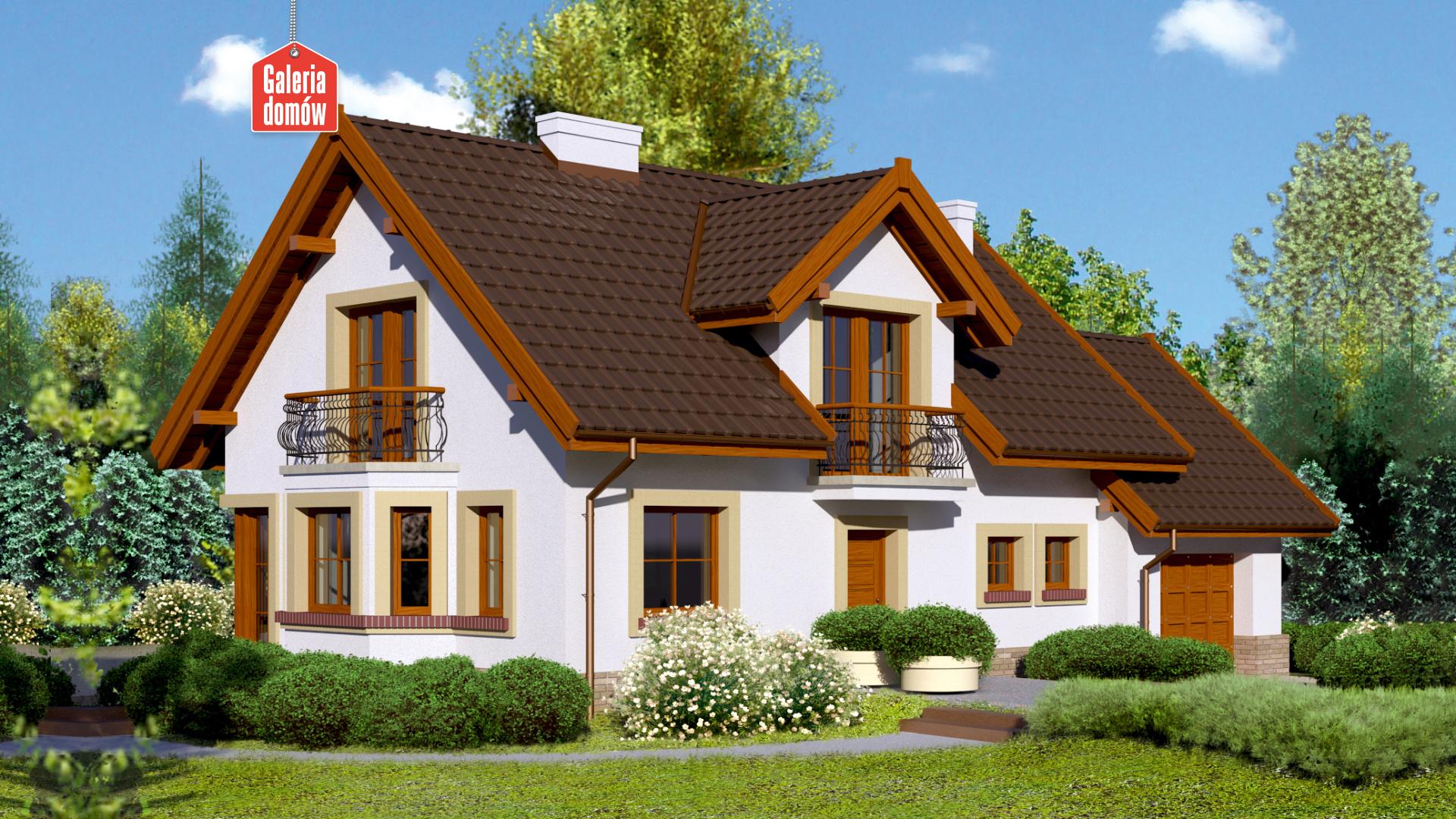 Dom przy Modrzewiowej 11