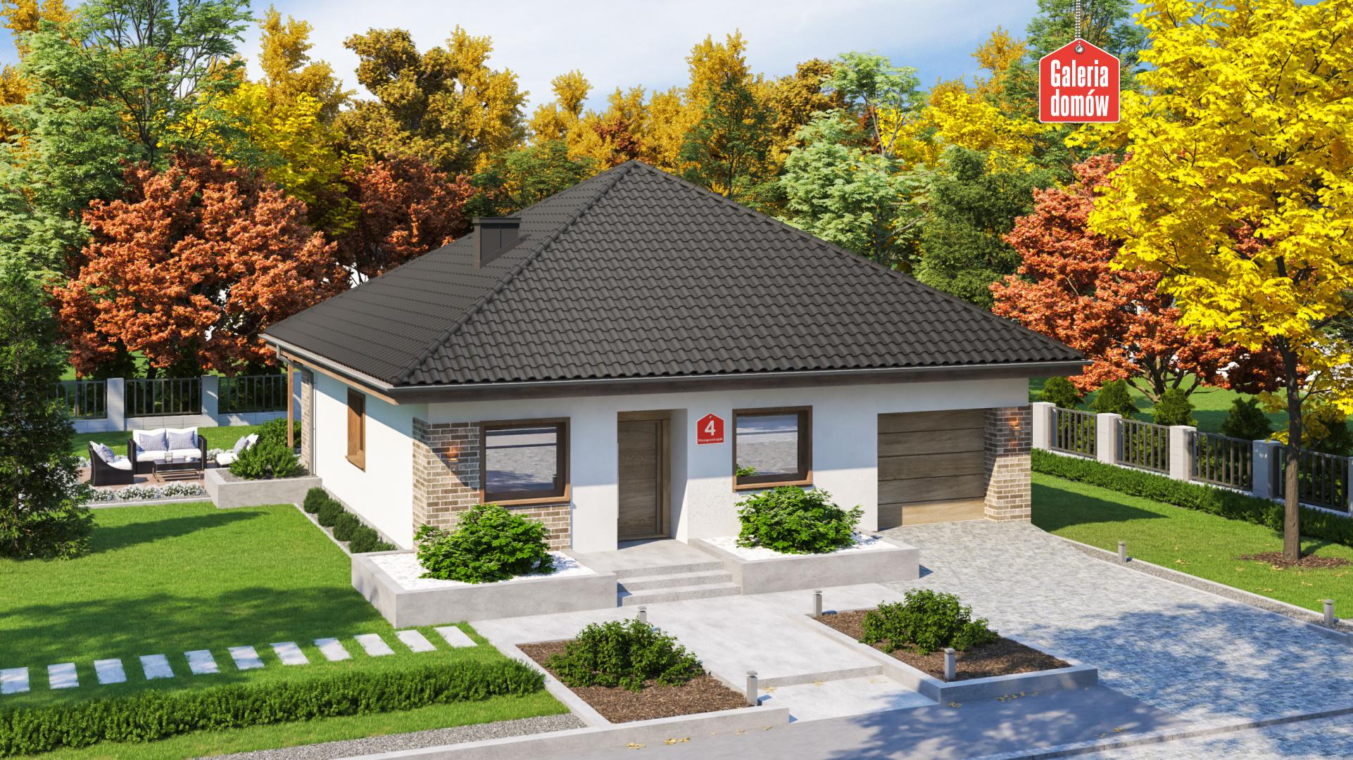 Dom przy Niezapominajek 4