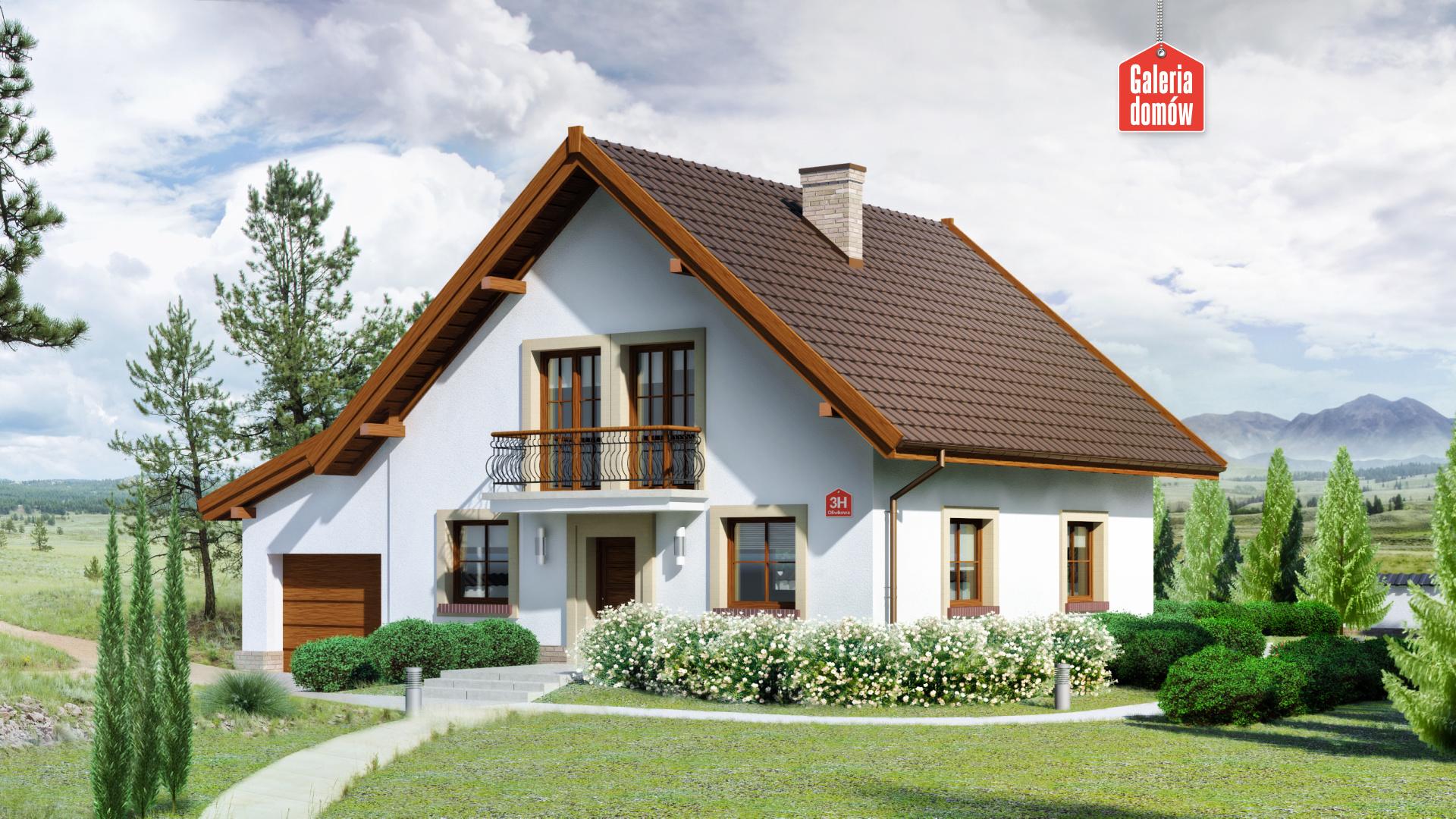 Dom przy Oliwkowej 3 H