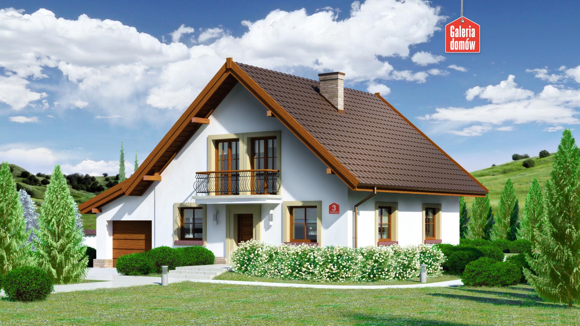 Dom przy Oliwkowej 3