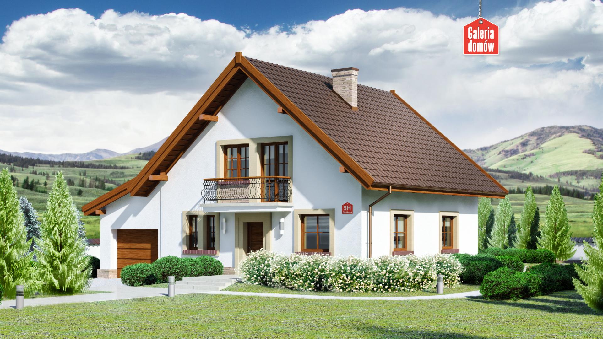 Dom przy Oliwkowej 5 H