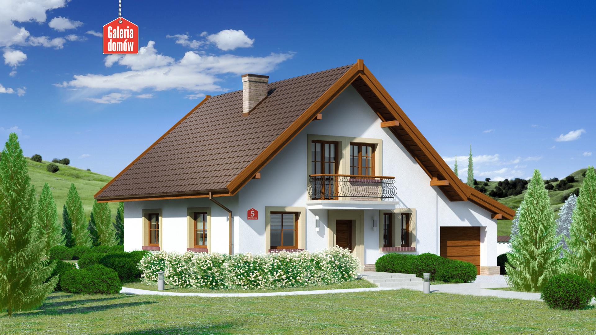Zdjęcie projektu Dom przy Oliwkowej 5
