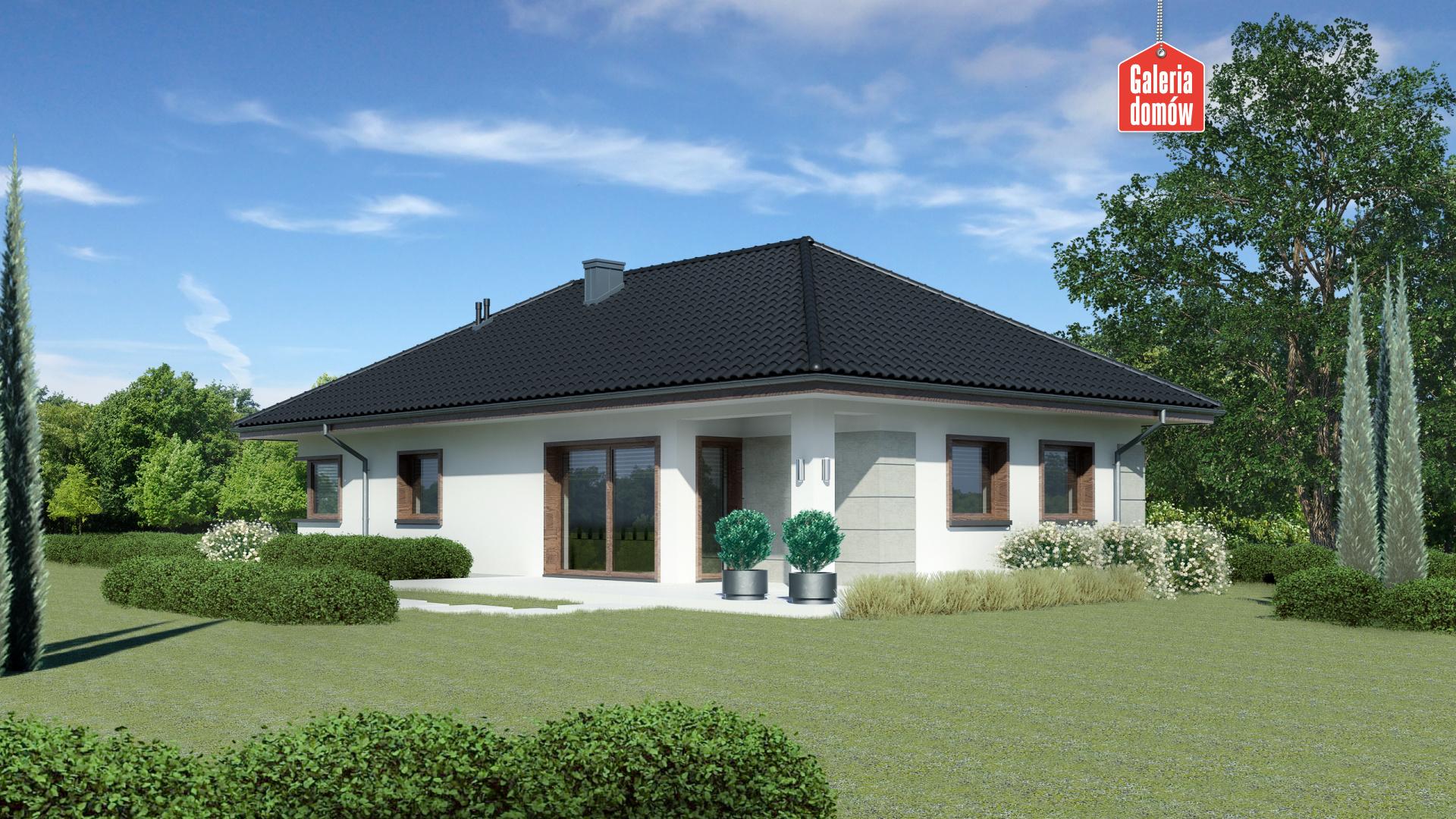 Dom przy Pastelowej 15 bis - widok dodatkowy