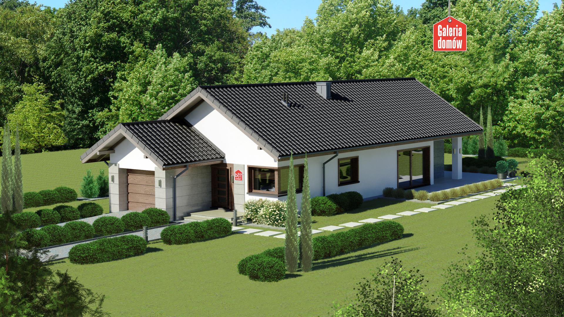 Dom przy Pastelowej 15 D bis