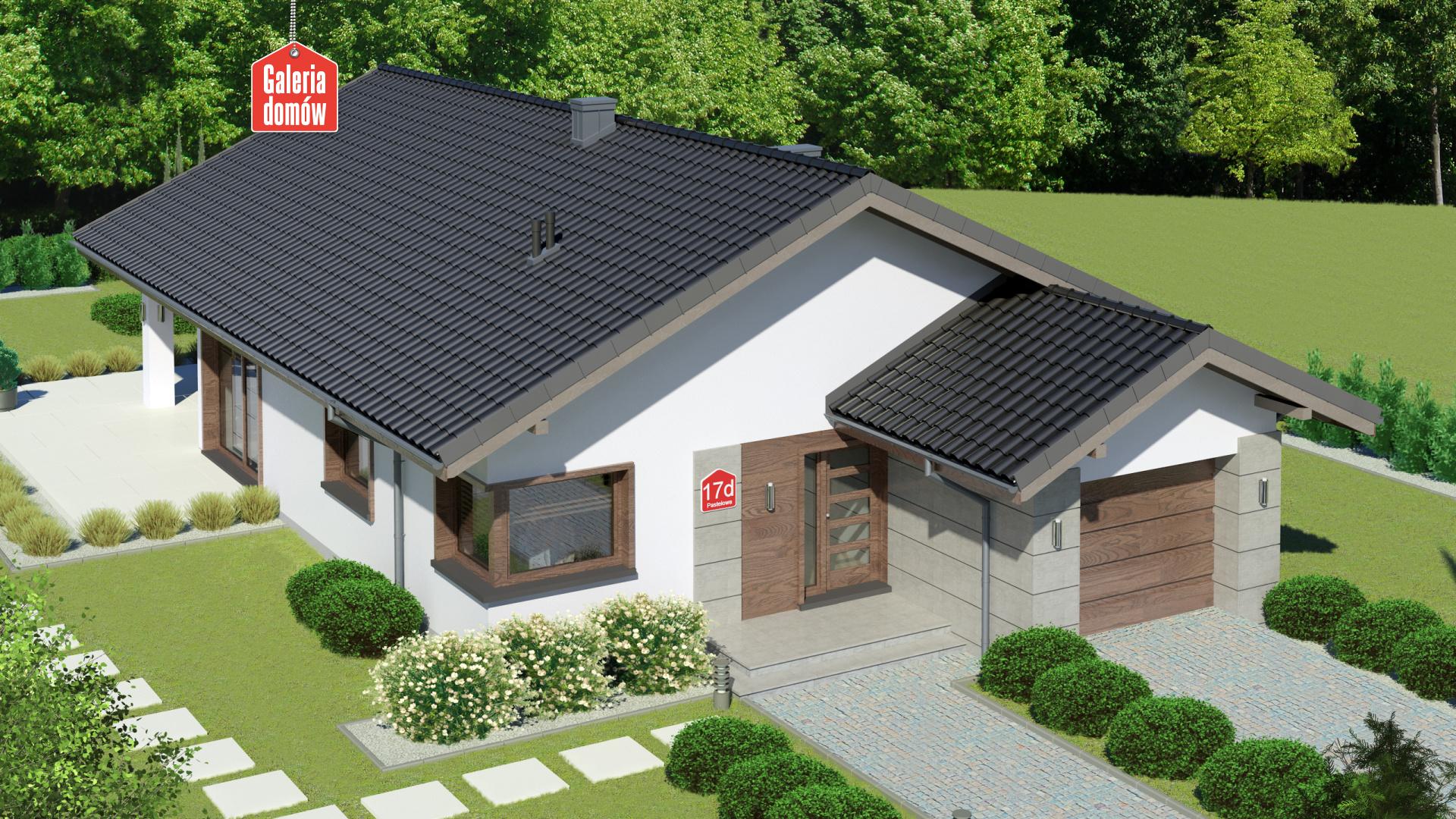 Zdjęcie projektu Dom przy Pastelowej 17 D