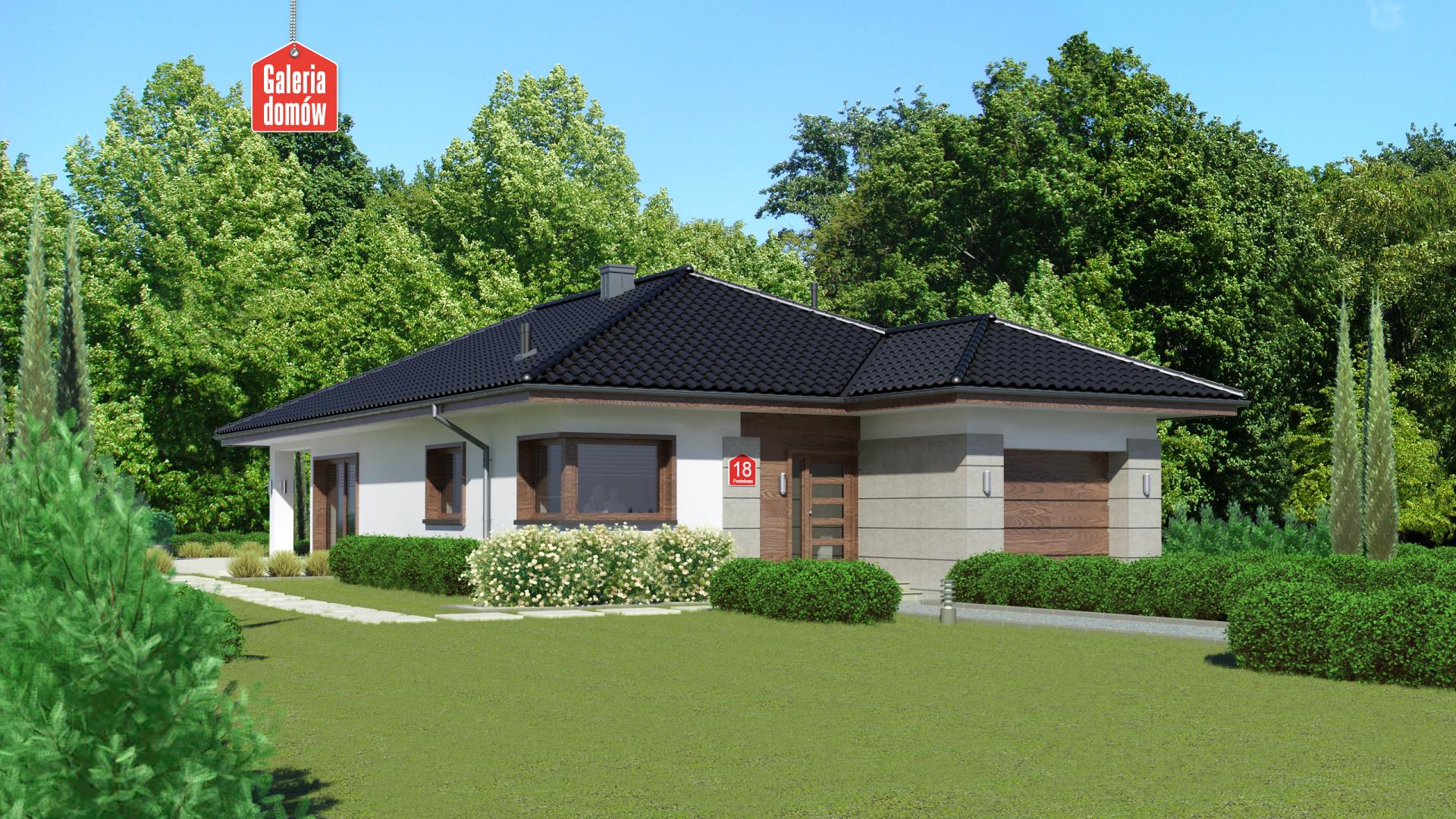 Zdjęcie projektu Dom przy Pastelowej 18