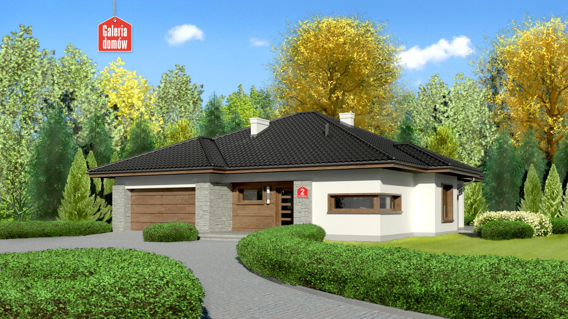 Zdjęcie projektu Dom przy Pastelowej 2