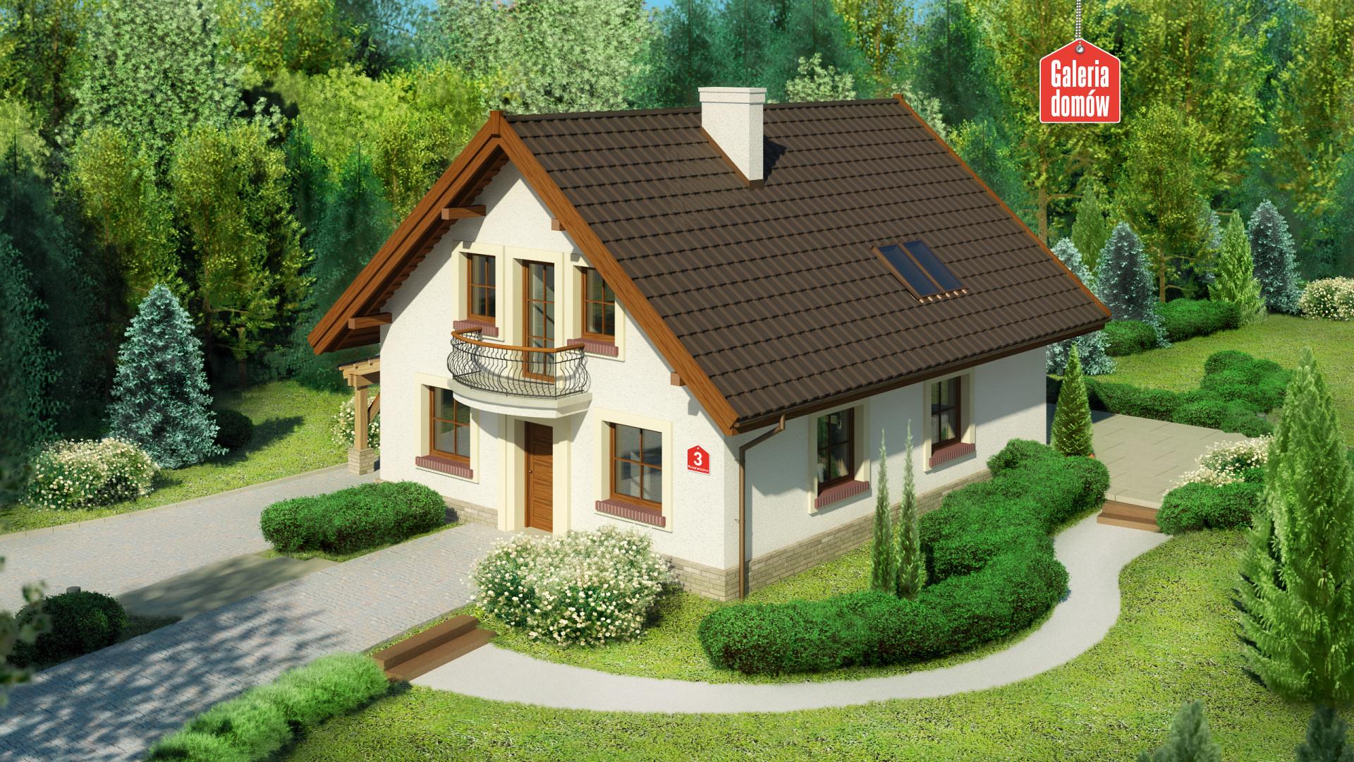 Dom przy Pomarańczowej 3