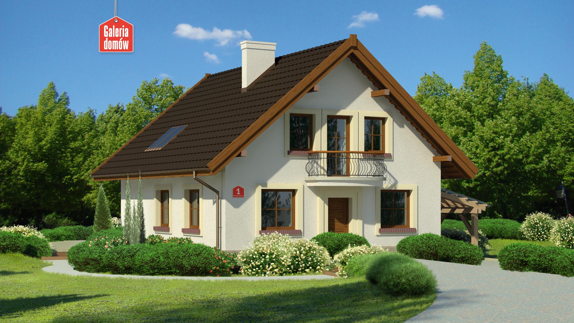 Dom przy Pomarańczowej