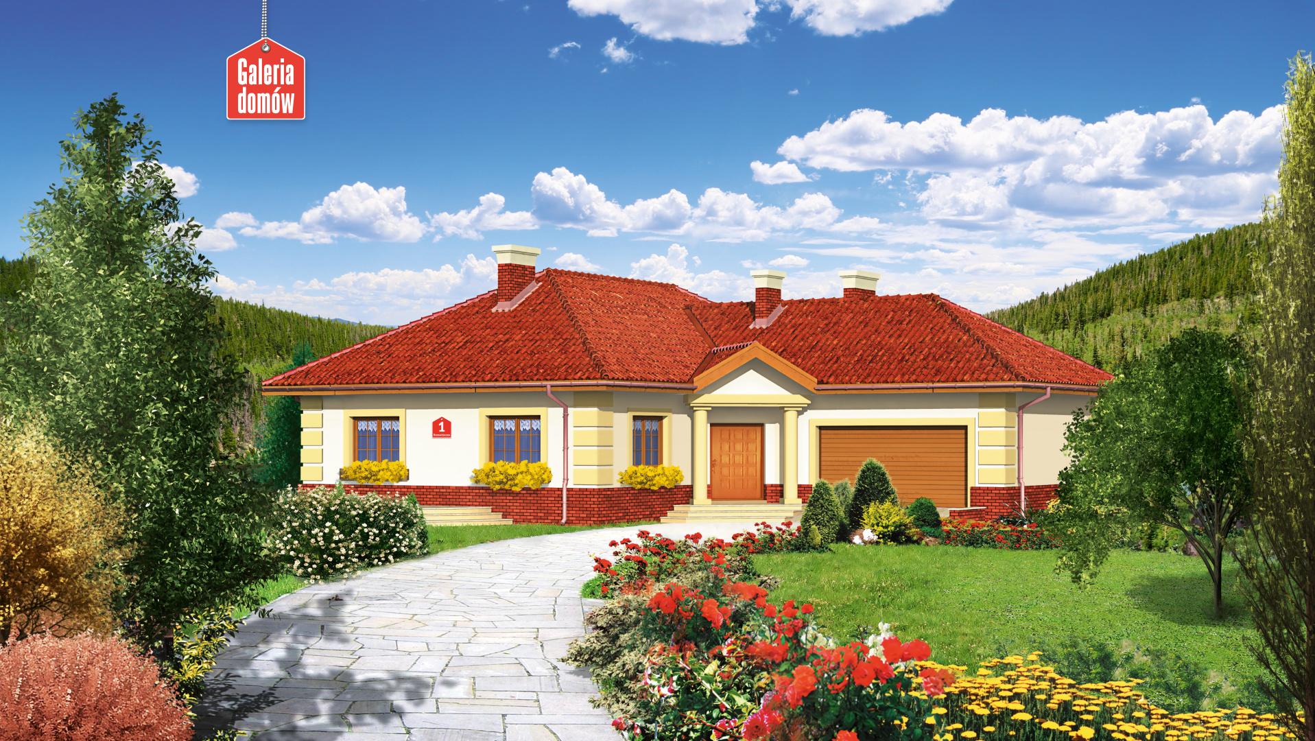 Zdjęcie projektu Dom przy Romantycznej