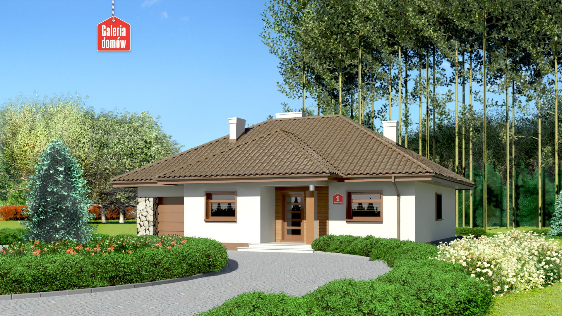 Dom przy Sadowej