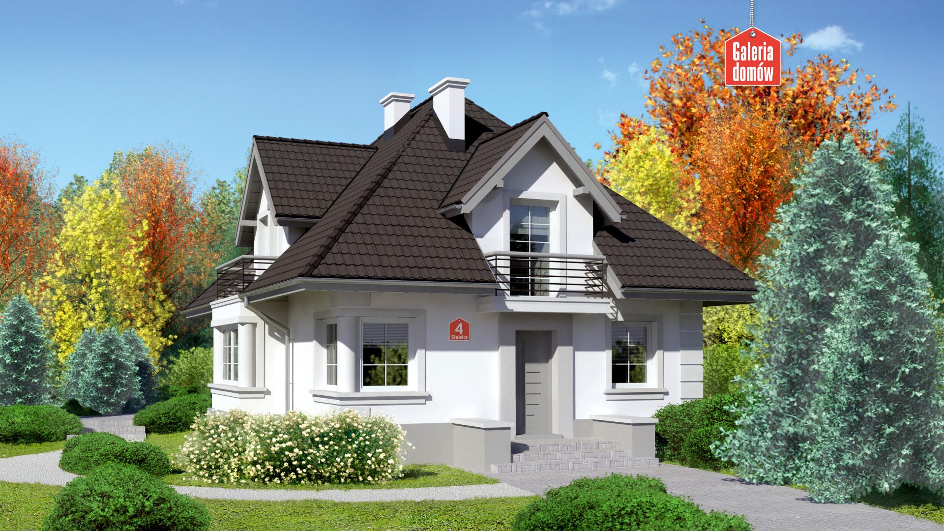 Dom przy Sielskiej 4